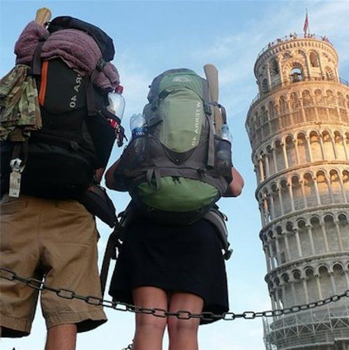 Готуємося до походу! Як вибрати туристичний рюкзак?