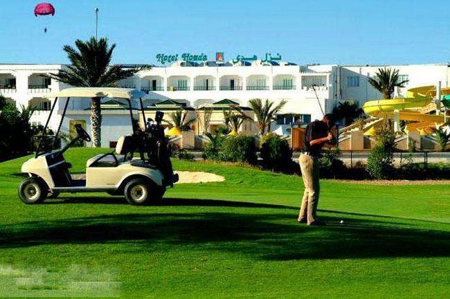 houda golf 3 монастир