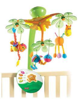 Іграшка для новонародженого - найкращий подарунок