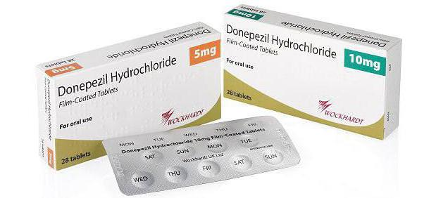 інгібітори холінестерази використовуються для лікування