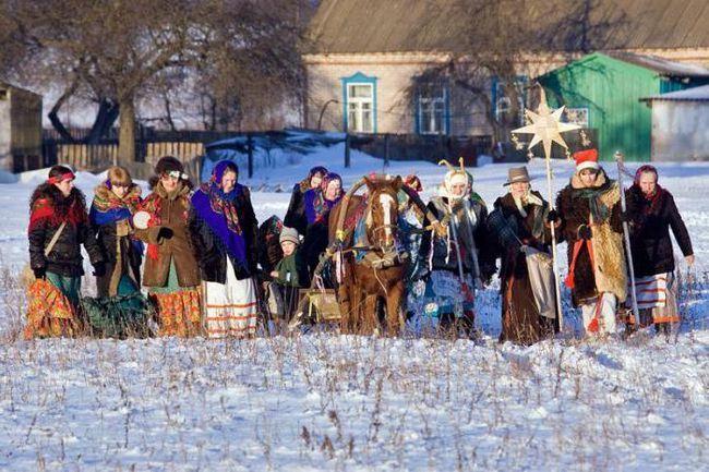 Традиції білоруського народу