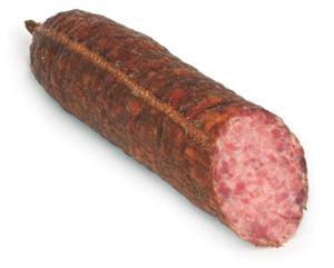 Вишуканий делікатес: кінська ковбаса