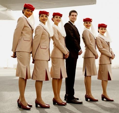 Еміратські авіалінії - висока якість і безпеку авіаперевезень