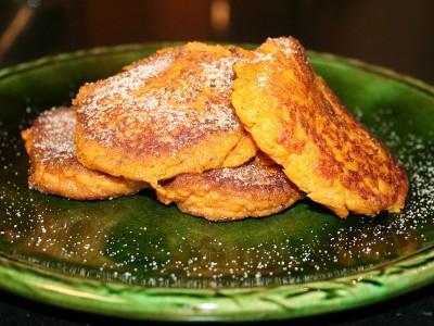 Кабачкові оладки - смачне і корисне блюдо
