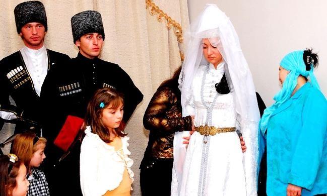 кабардинские весілля