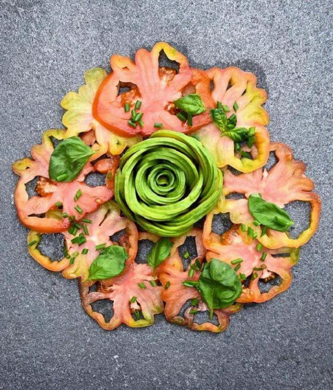 Як фуд-блогер перетворив авокадо в предмет мистецтва