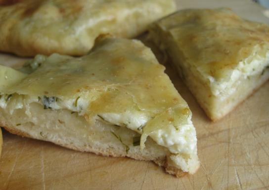 Як готувати осетинські пироги