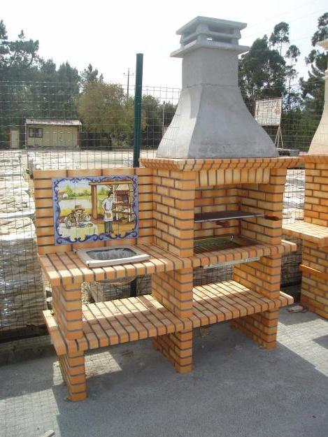 Як виготовляється садові піч