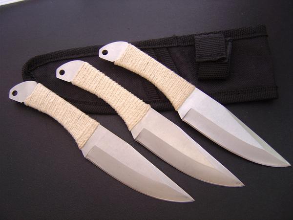 Як виготовити рукоятки для ножів своїми руками