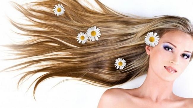Як освітлити волосся без шкоди в домашніх умовах. Народні засоби