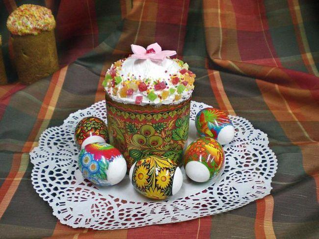 як відзначити Великдень