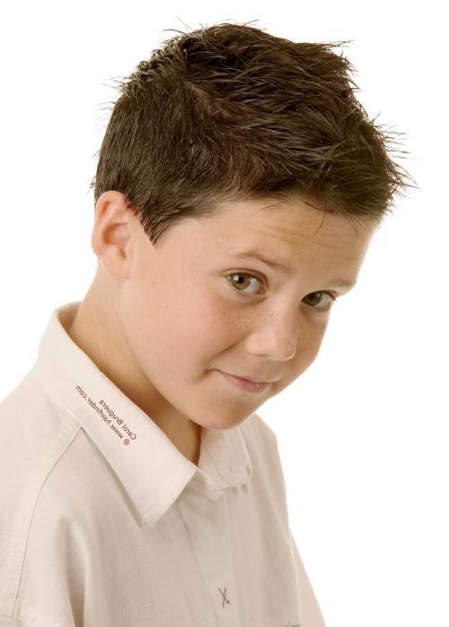 Як підстригати хлопчика в домашніх умовах?