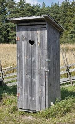 Як побудувати туалет на дачі своїми руками швидко і без проблем