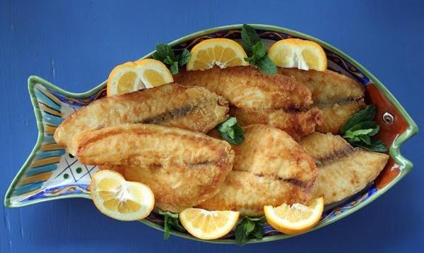 як посмажити рибу на сковороді