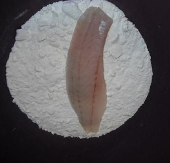 як посмажити рибу минтай