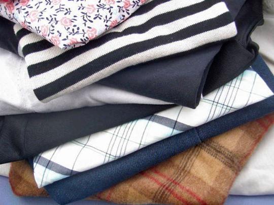 значки по догляду за одягом