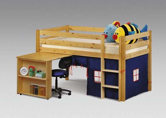 Як правильно вибрати ліжко для дитини?