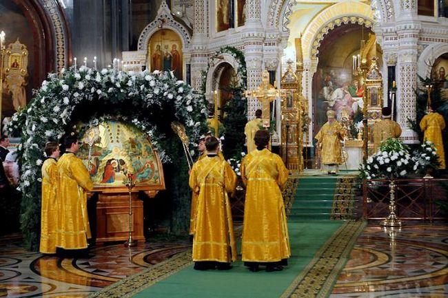 традиції святкування Різдва на руси