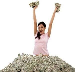 як привернути до себе удачу і гроші