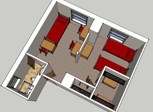 Як розрахувати площу кімнати за допомогою рулетки