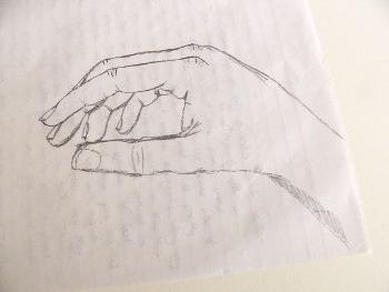 Як малювати руку? Частий питання початківців художників