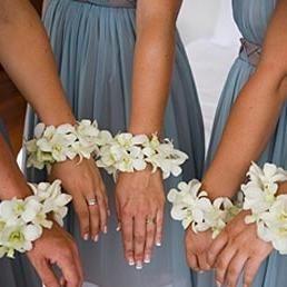 весільні браслети для подружок нареченої