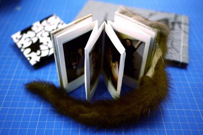 Як зробити фотоальбом своїми руками?