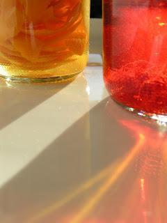 Як зробити настоянку з спирту та ягід
