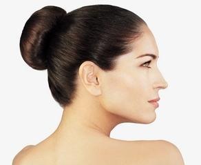 Як зробити об`ємний і стильний пучок на голові