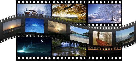 Як зробити слайди з фотографій і музики?