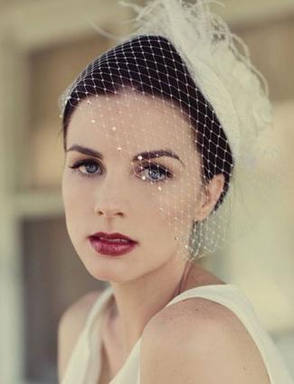 гарний весільний макіяж