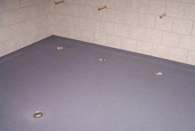 Як зробити в лазні підлогу правильно
