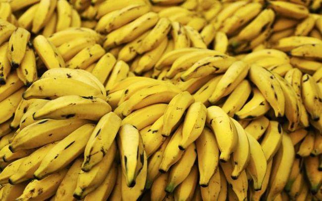 Як зберігають банани свіжими, щоб відправити їх за океан?