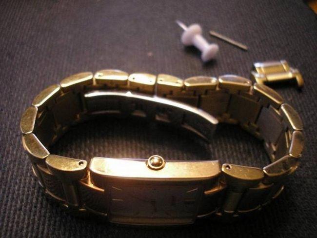 Як вкоротити браслет годин - практичні поради