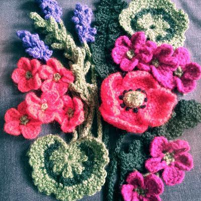 Як в`язати квіти гачком і що для цього необхідно знати