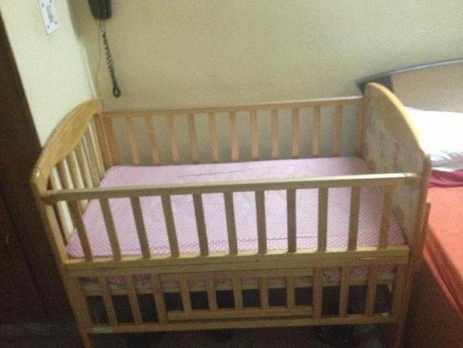 розміри стандартної дитячого ліжечка
