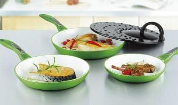 Як вибрати керамічну сковороду - основні моменти