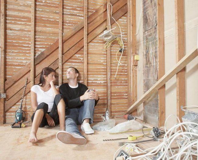 Яка повинна бути послідовність ремонту квартири