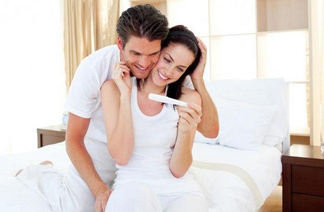 Які існують симптоми в перший день вагітності?