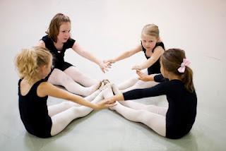 танці для дітей дошкільного віку