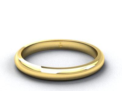 Яким має бути венчальное кільце?