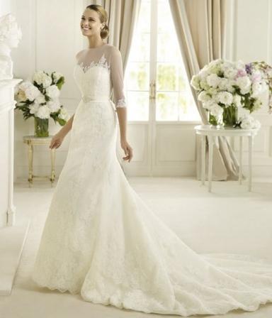 Якими повинні бути сукні для вінчання в церкві?