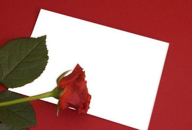 Яке воно може бути, лист коханої про почуття