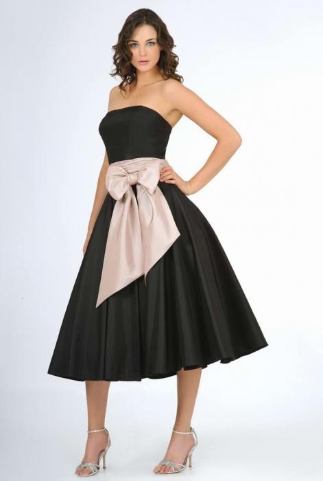 чорне плаття на весілля