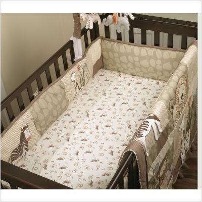 Набір в ліжко для новонароджених