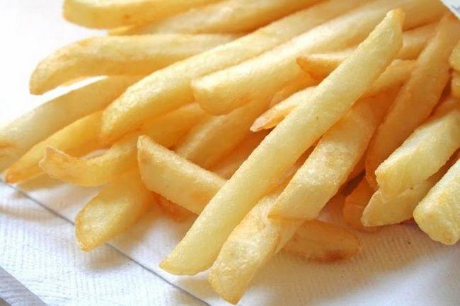 Картопля фрі в мультиварці: частування для всієї родини