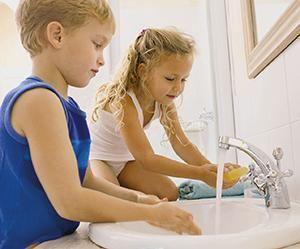 Вірусна кишкова інфекція у дітей