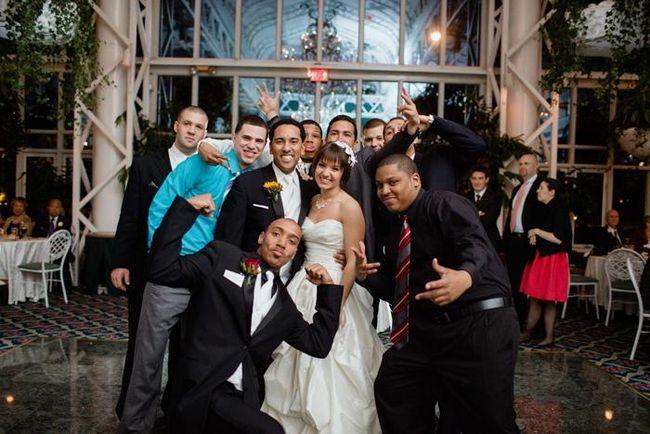 Конкурси для свідків на весіллі: веселимося!