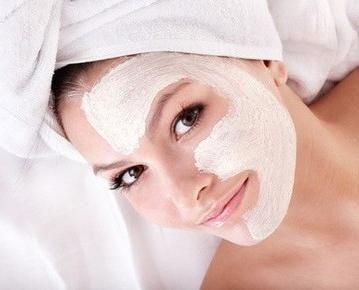 глина для масок для обличчя