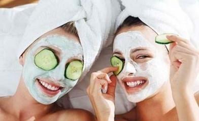 маски для Ліча зелена глина